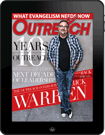 iPad Edition - Outreach 10th Anniversary issue