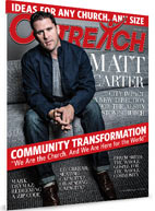 Community Transformation - May/June 2013 Outreach Magazine