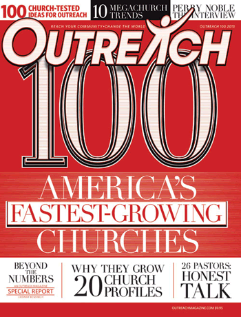 2013 Outreach 100 Fastest-Growing Churches in America