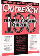 The American Megachurch - 2014 Outreach 100