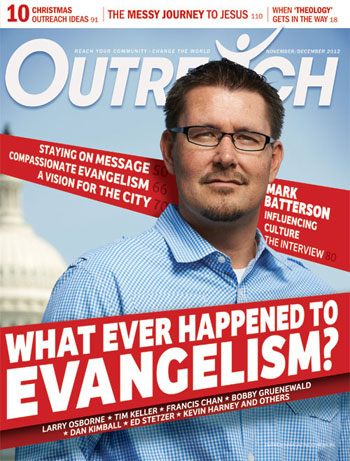 Evangelism and Culture - 2012 Nov/Dec Outreach issue