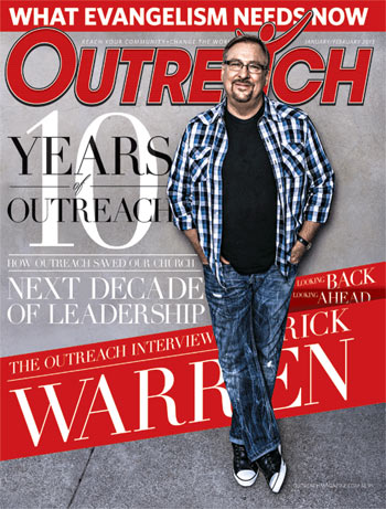 10 Years of Outreach - 2013 Jan/Feb Outreach issue