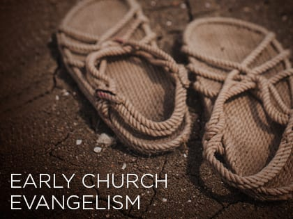 summarize evangelism in the early church In the early church, unity in worship was inseparable from actual material aid, brotherhood, concern for the poor and for widows, for the burial of their brothers.