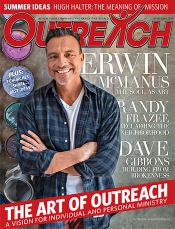 The Art of Outreach - 2014 May/June Outreach issue