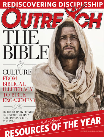 Outreach Resources of the Year - 2013 March/April Outreach issue