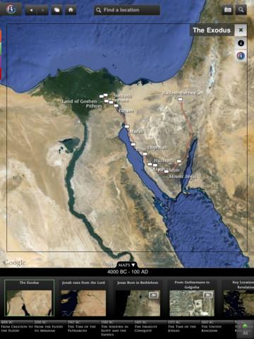 Bible360 Maps